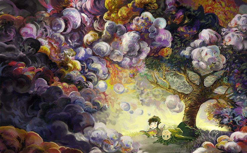 990x700_8788_Blue_Clouds_2d_abstract_dream_cloiuds_surrealism_children_picture_image_digital_art
