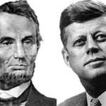 リンカーンとケネディー