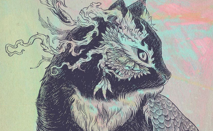Mythical-Animal-Kingdom-Brought-to-Life-with-Beautiful-Illustrations__880