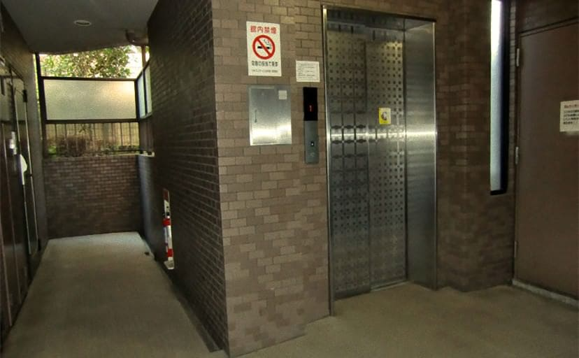 NPS三軒茶屋Ⅱエレベーター