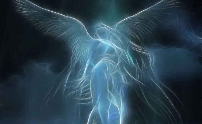 天使(フリー画像)