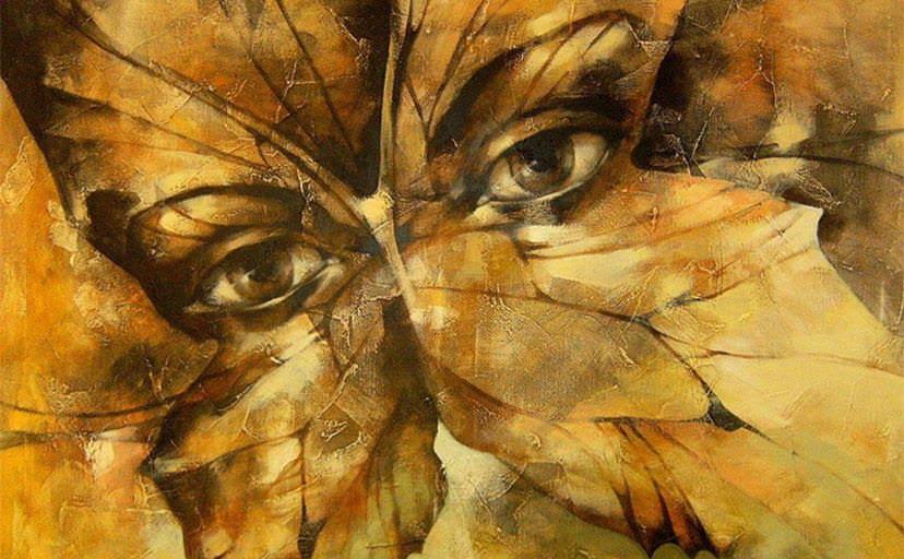 Victoria-Stoyanova-1968---Bulgarian-Abstract-painter---Tutt'Art@