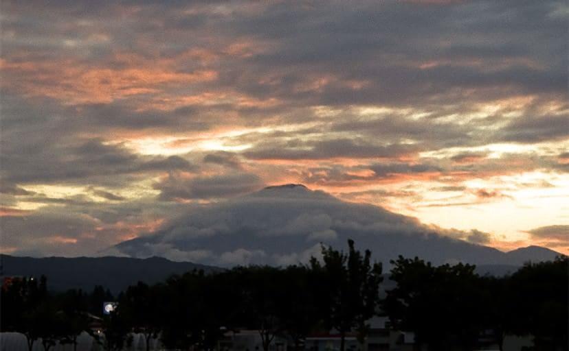 鳥海山写真2012.09.24-サンミッシェル教会