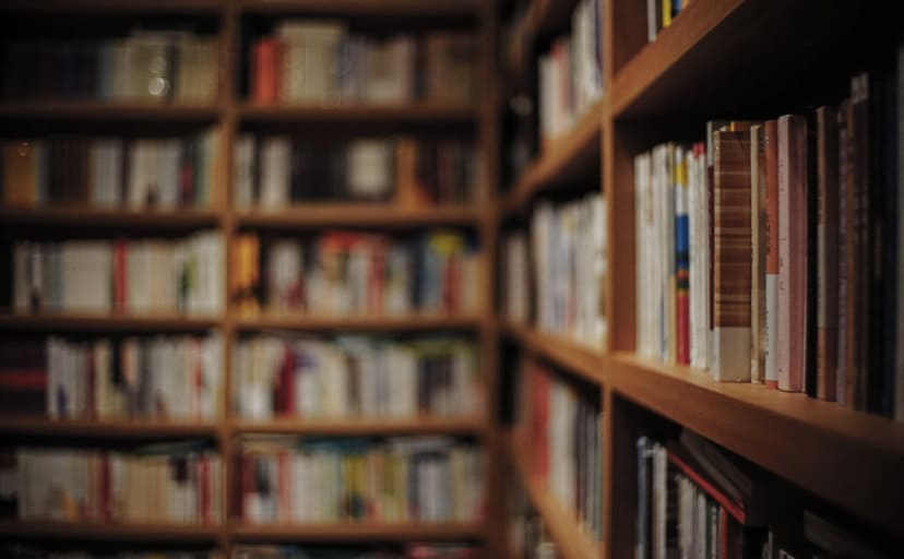 書店(フリー写真)