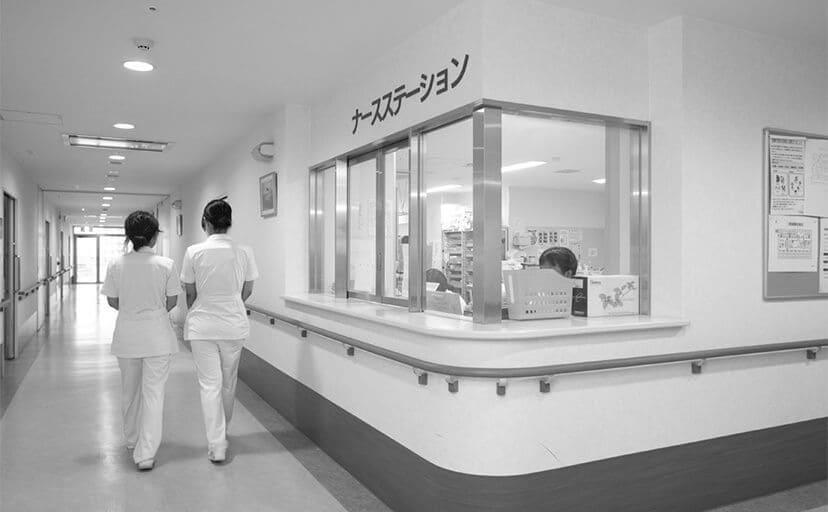 病院(フリー写真)
