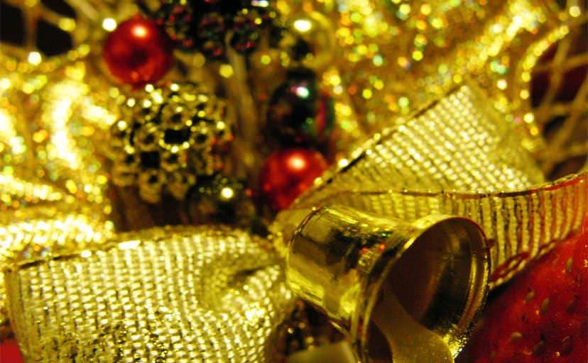 クリスマス(フリー写真)