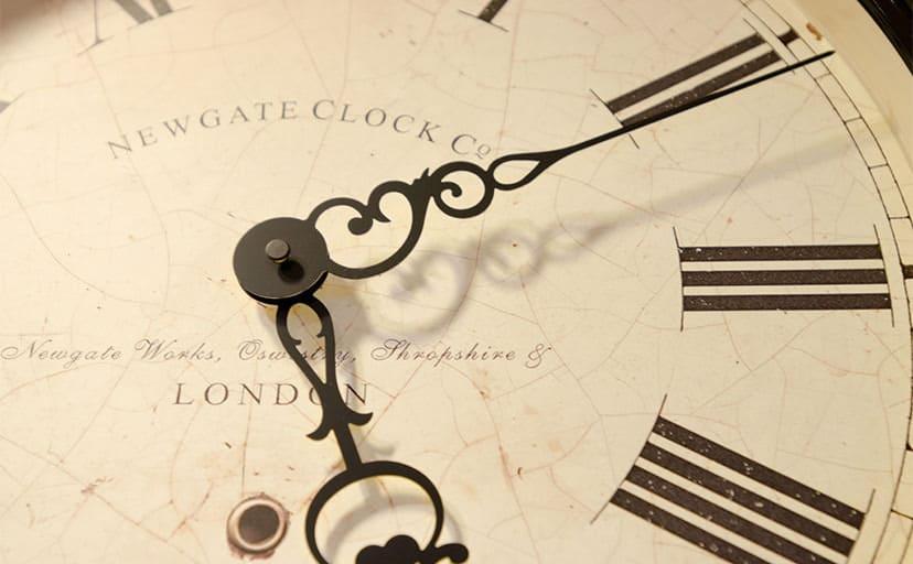 時計(フリー素材)