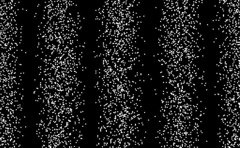 二重スリットの実験