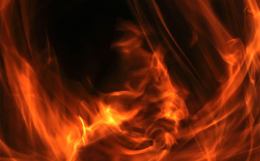 炎(フリー素材)