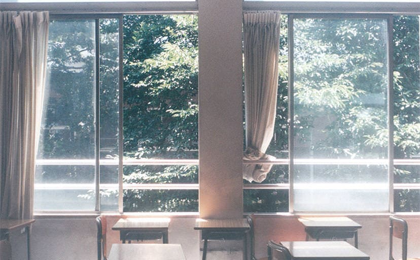 学校(フリー写真)