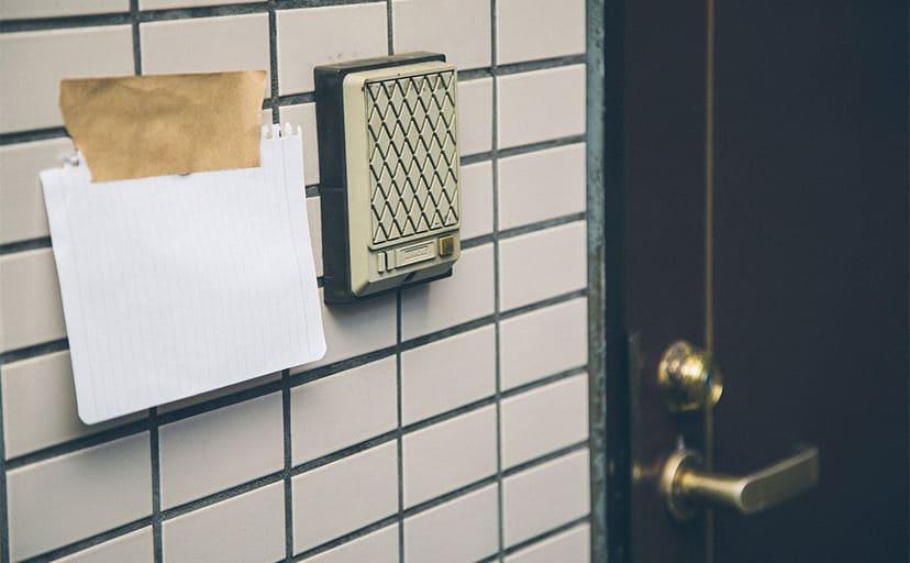 玄関(フリー写真)