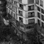 廃墟ホテルの調査