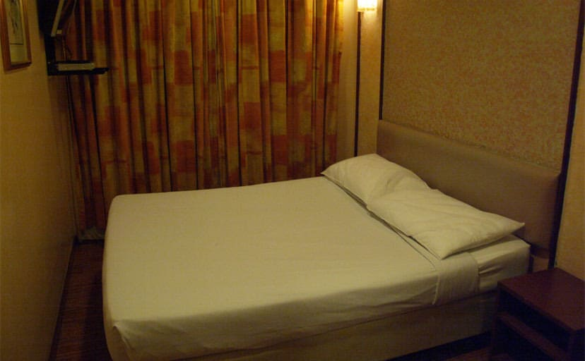 ホテル(フリー素材)