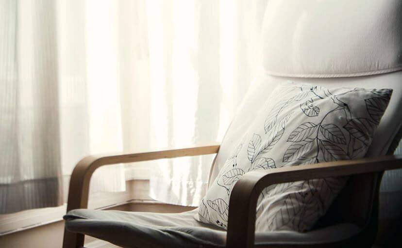 椅子(フリー写真)