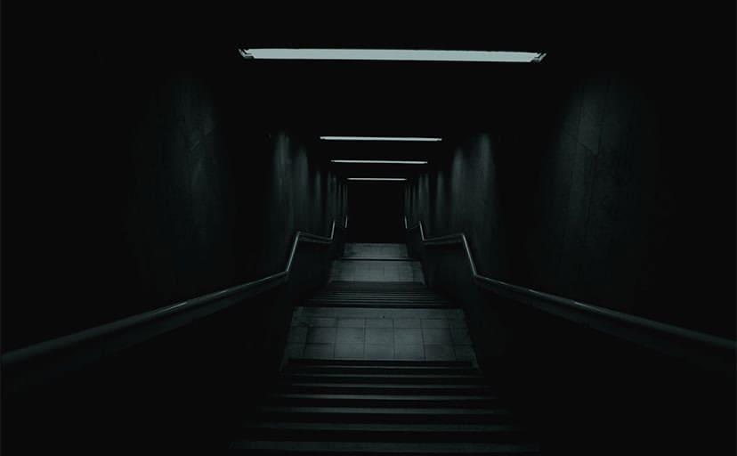 階段(フリー写真)