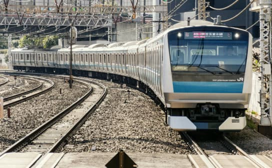 京浜東北線(フリー写真)
