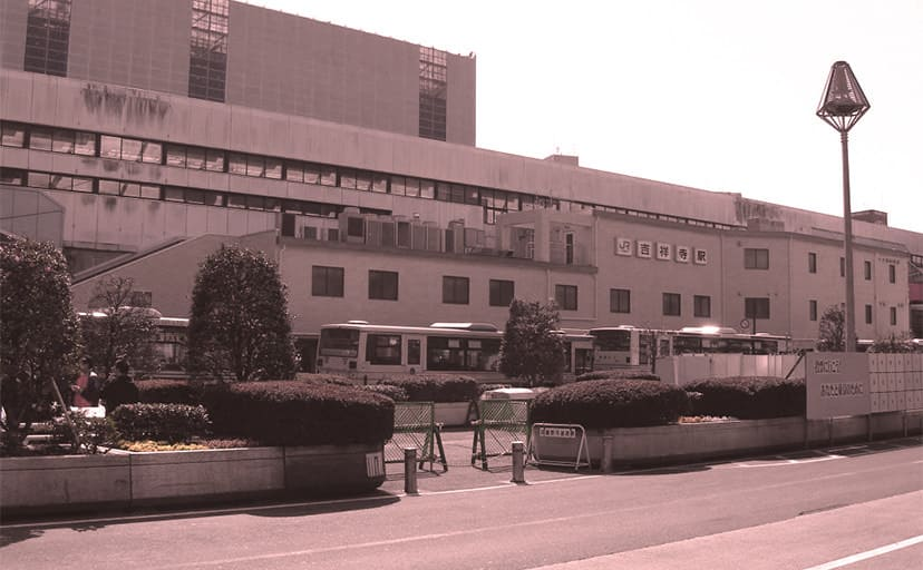 吉祥寺駅(フリー写真)