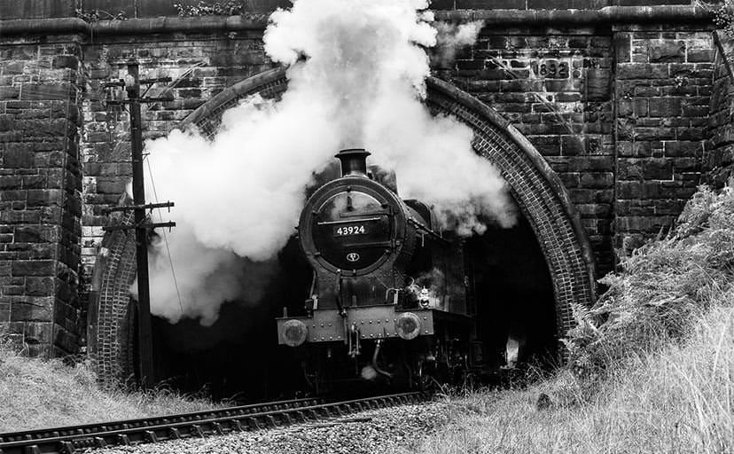 機関車(フリー写真)
