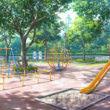 公園(フリー素材)
