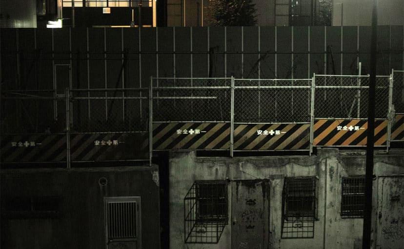 工事現場(フリー写真)