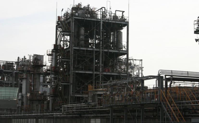 工場(フリー写真)