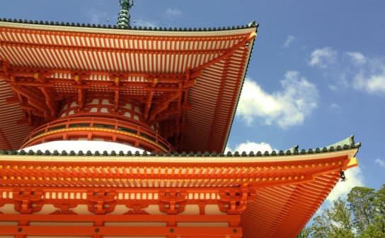高野山(フリー写真)