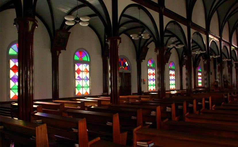 教会(フリー写真)