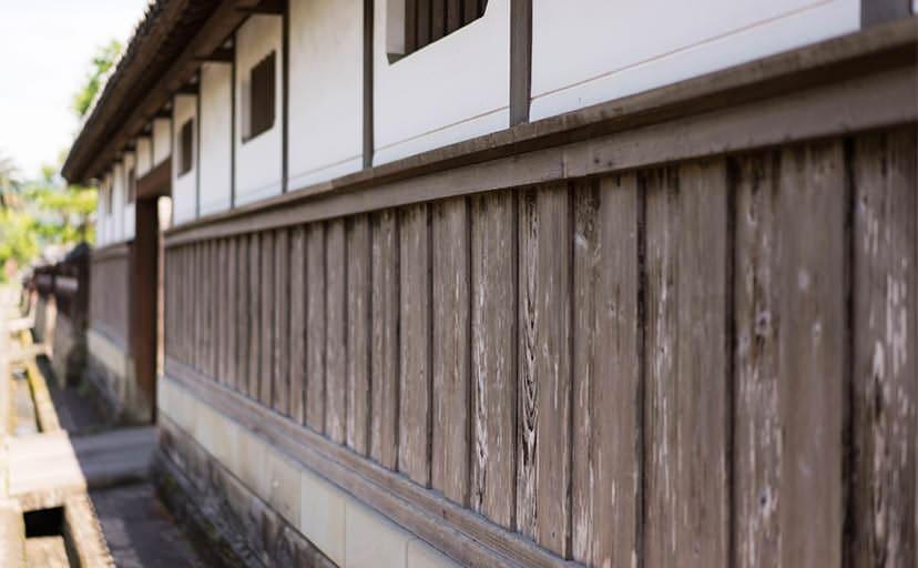 日本家屋(フリー素材)
