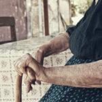 幽霊が見える祖母の話