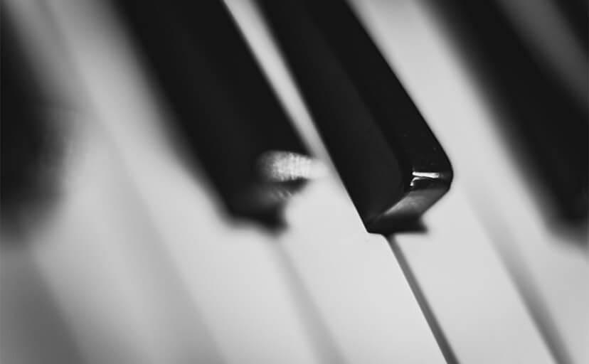 鍵盤(フリー写真)
