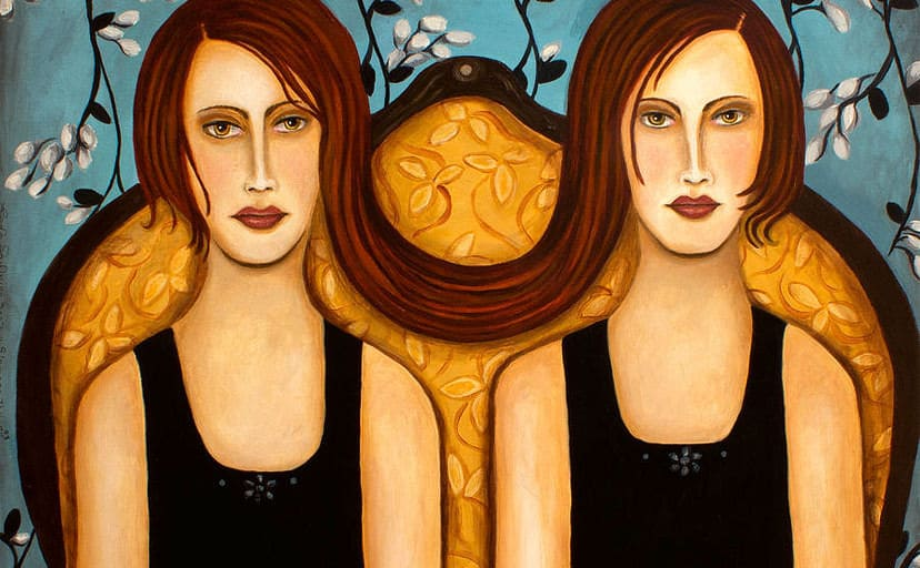 siamese-twins-leah-saulnier-the-painting-maniac