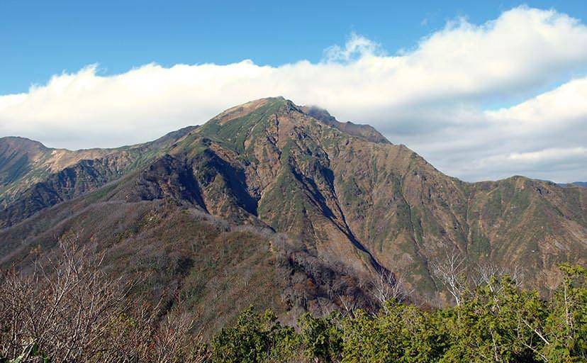 谷川岳(フリー写真)