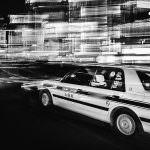タクシーと幽霊