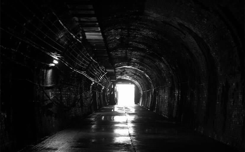 旧生駒トンネル(フリー写真)