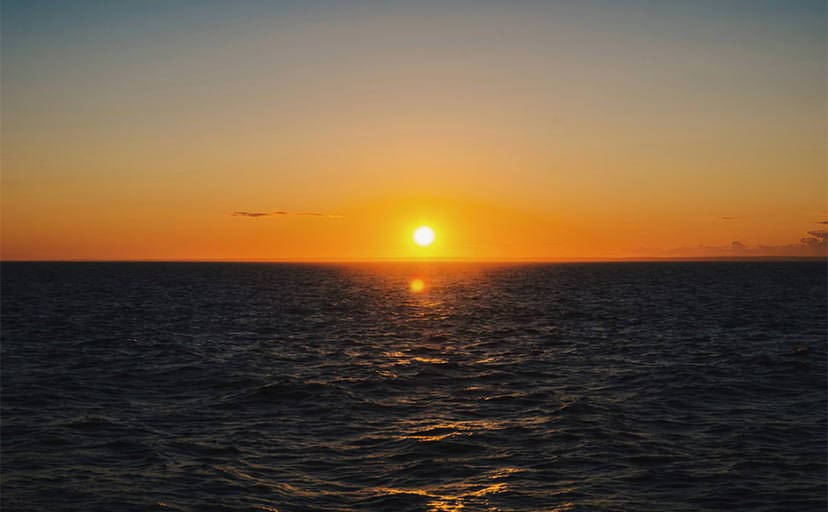 海(フリー写真)